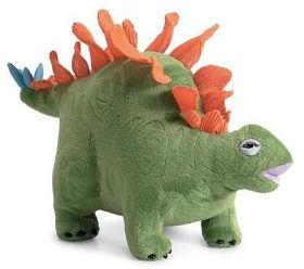 Mesozaurs Stegosaurus